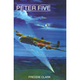 Crecy Publishing Peter Five - Halifax Special Ops (HC)