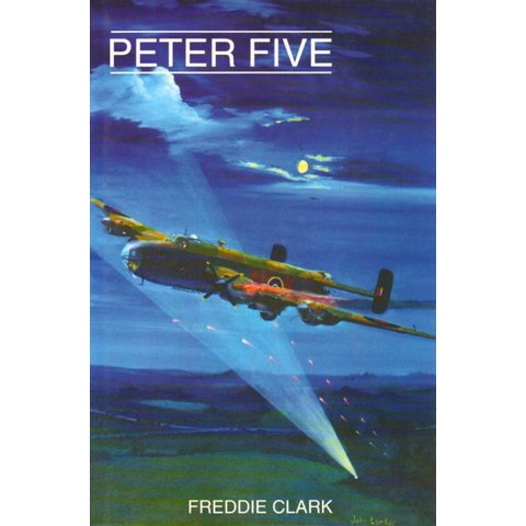 Peter Five - Halifax Special Ops (HC)