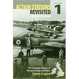 Crecy Publishing Action Stations Revisited: Eastern England v.1 Hardcover – 1 May 2010