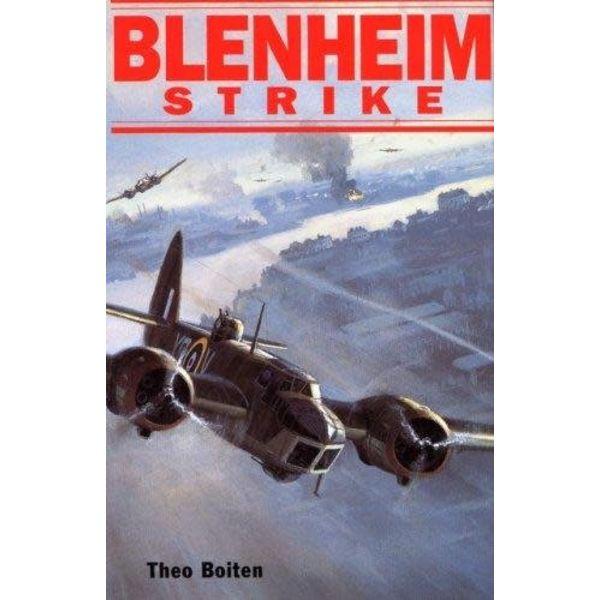 Crecy Publishing Blenheim Strike (Hard Cover)