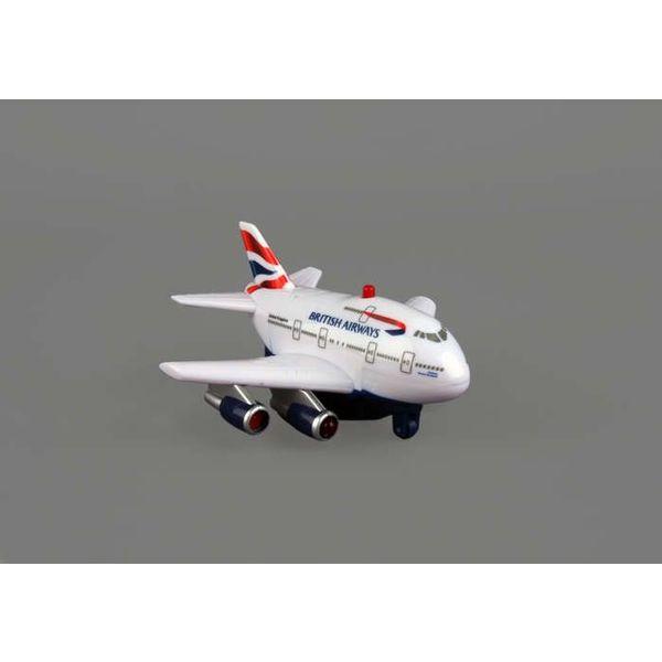 Daron WWT British Airways B747 Pullback With Light & Sound