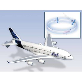Daron WWT Airbus A380 Flying Toy On A String