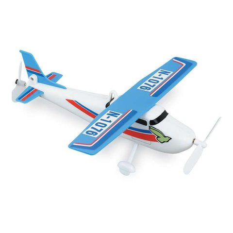 Flying C172 Skyhawk On A String (Gift Box)