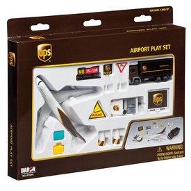 Daron WWT UPS United Parcel Service playset (10 Piece)