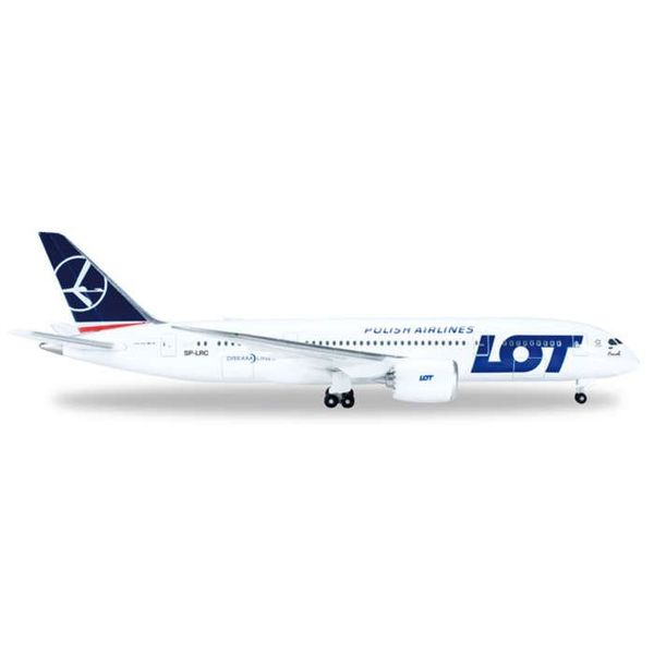 Herpa B787-8 LOT POLISH AIRLINES 1:500