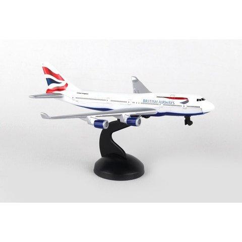 British Airways B747-400 Single Plane