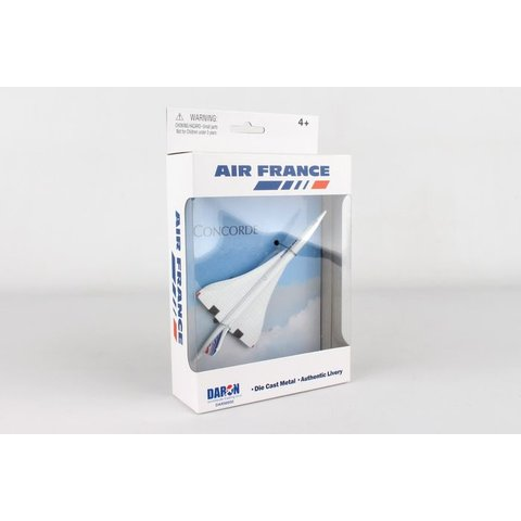 Air France Concorde Single Plane