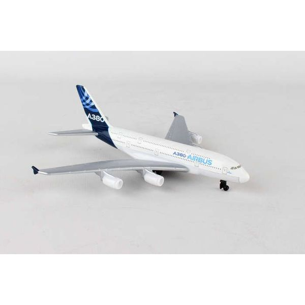 Daron WWT Airbus A380 House Livery Single Plane