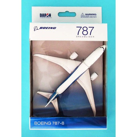 Boeing 787 Boeing House Colours Single Plane