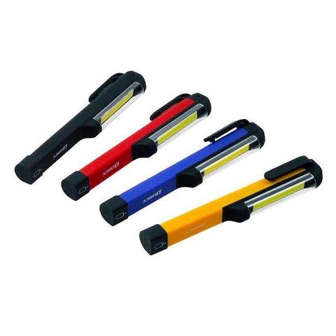 Flashlight Pocket Led Swivel Clip 3xAAA