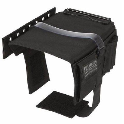 Kneeboard Viper Reversable Black