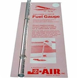 FUELHAWK Fuel Gauge C182lr