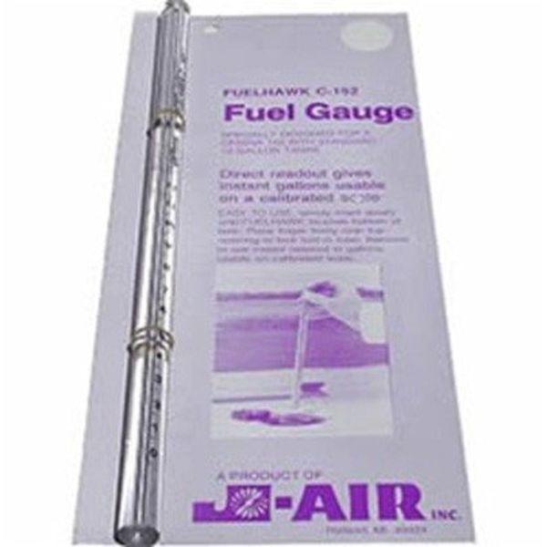 FUELHAWK Fuel Gauge Cessna 152