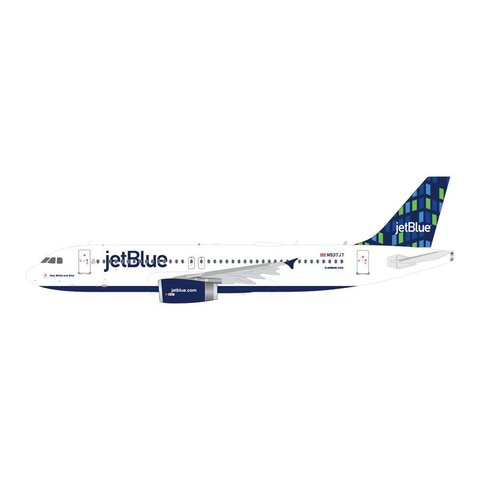 A320 JETBLUE Hi Rise Livery N537JT 1:200