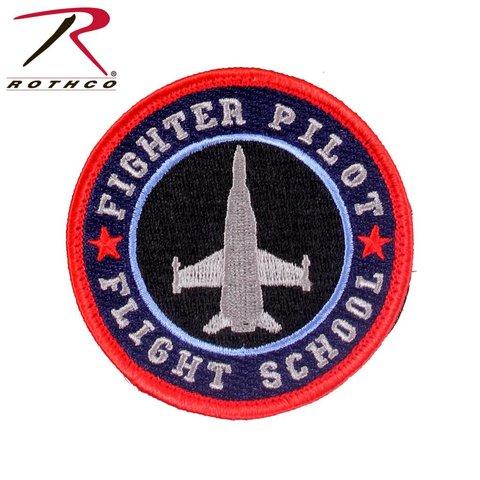 Patch Flighter Pilot Flight School