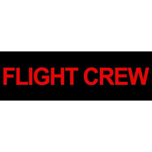 5348e30c324 Sticker Flight Crew