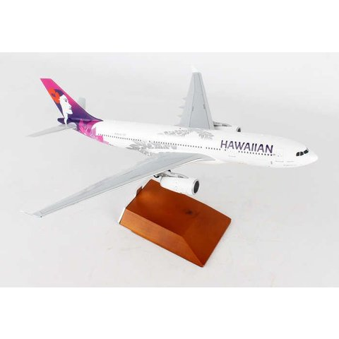 A330-200 Hawaiian New Livery 2016 N361HA 1:200 with stand (3rd)**o/p**