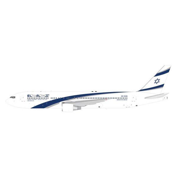 Gemini Jets B767-300ER EL AL 4X-EAN 1:400