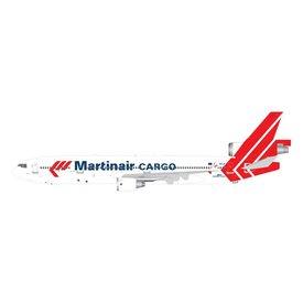 Gemini Jets MD-11CF MARTINAIR CARGO PH-MCP Final Flight  PH-MCP1:400