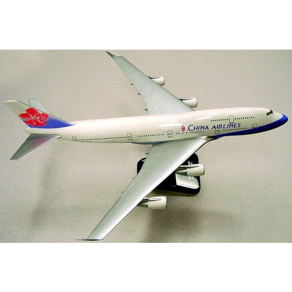 Hogan B747-400 CHINA AIRLINES 1:200