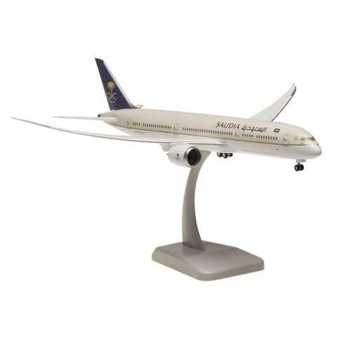 SAUDIA 787-9 1/200 W/GEAR