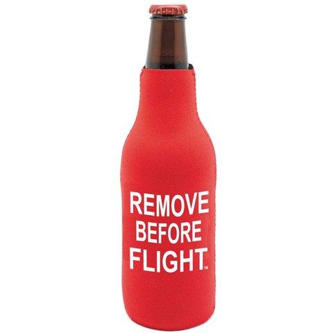 Remove Before Flight Bottle Cooler