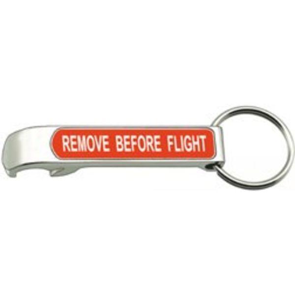 Remove Before Flight Bottle Opener
