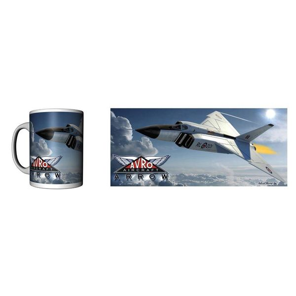 Labusch Skywear Mug Avro Arrow Ceramic