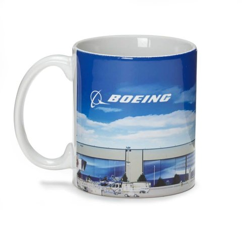 Mug Boeing Everett Factory
