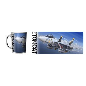 Labusch Skywear Mug F-14 Tomcat Ceramic