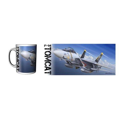 Mug F-14 Tomcat Ceramic
