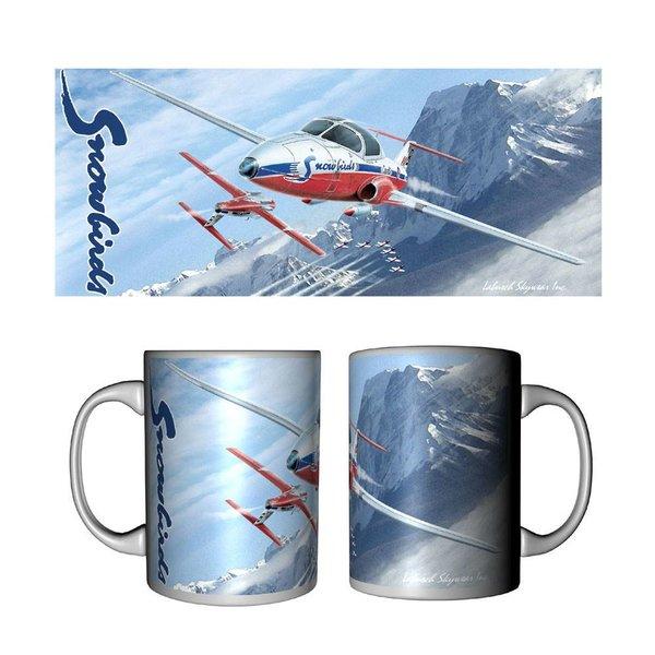 Labusch Skywear Snowbirds Ceramic Mug