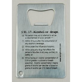 Bottle to Throttle Bottle Opener