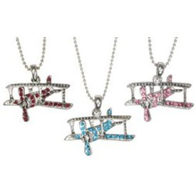 Crystal Bling Necklace