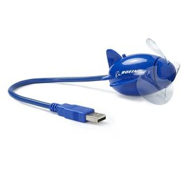 Boeing Store Airplane USB Fan