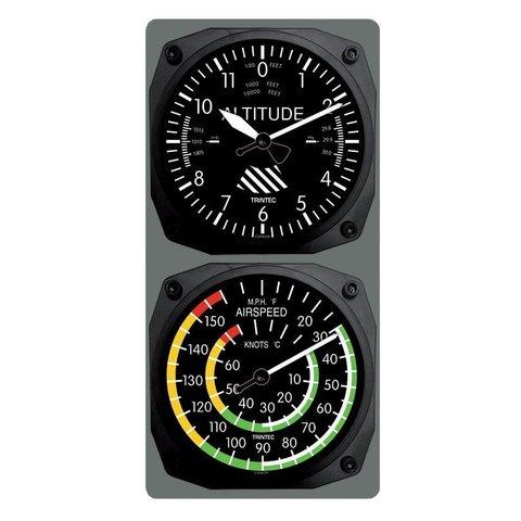 Classic Altimeter/Airspeed