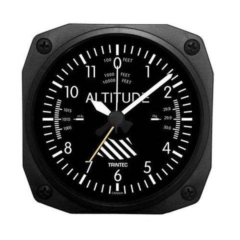 Classic Altimeter Alarm Clock