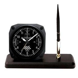 Trintec Industries Classic Altimeter Desk Pen Set