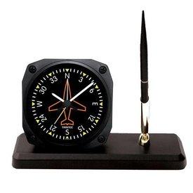 Trintec Industries Classic Directional Gyro Desk Pen Set