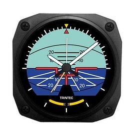 Trintec Industries Classic Artificial Horizon Alarm Clock