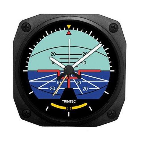 Classic Artificial Horizon Alarml Clock