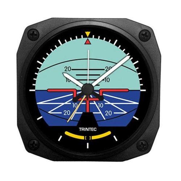 Trintec Industries Classic Artificial Horizon Alarml Clock