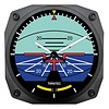 Classic Artificial Horizon Clock