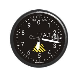 Trintec Industries Classic Round Altimeter Fridge Magnet