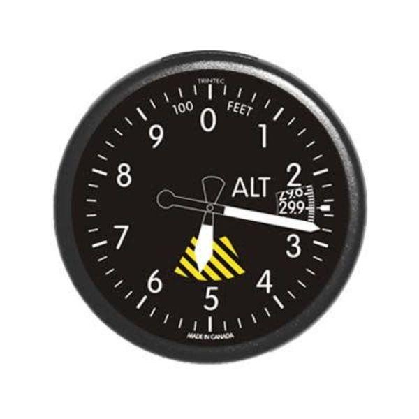 Trintec Industries Classic Round Altimeter Fridge Magnet