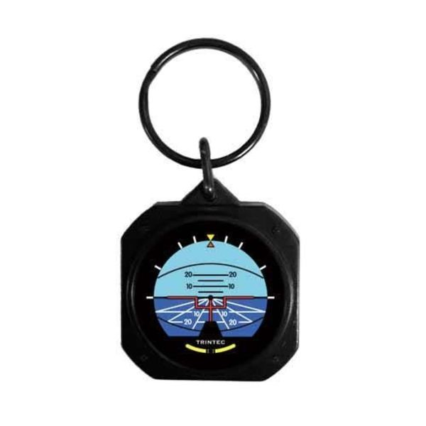 Trintec Industries Classic Artificial Horizon Keychain