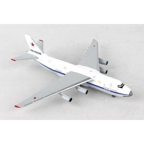AN124 Russian Air Force 1:500