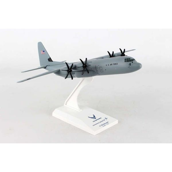 SkyMarks C130J Hercules USAF 1:150 with stand (no gear)