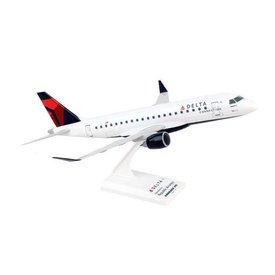 SkyMarks ERJ175 Delta Republic NC07 1:100 with stand (no gear)