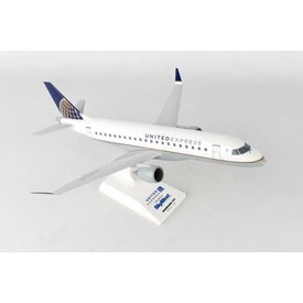 SkyMarks ERJ175 United Express Skywest N103SY 1:100 with stand (no gear)